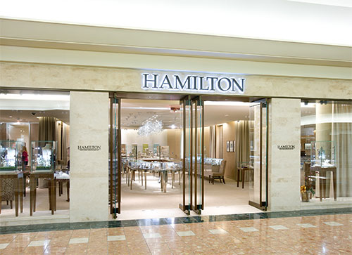 Hamilton Jewelers Palm Beach Gardens